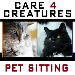 Care 4 Creatures Pet Sitting