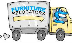 Furniture Relocators logo