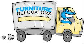 Furniture Relocators logo
