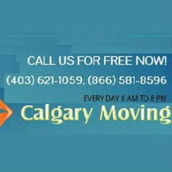 Next Level Calgary Movers Logo